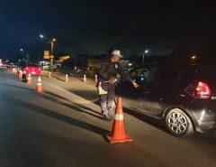 Lei Seca autua 12 pessoas por embriaguez ao volante neste fim de semana na Grande Natal