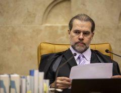 Toffoli manda União retirar RN de cadastros de inadimplência