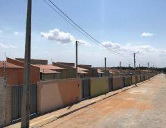 Mais uma residência arrombada no loteamento Macaíba Parque