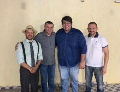 Empresário Hugo Nascimento confirma sua pré-candidatura