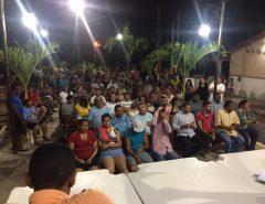 Monitoramento colaborativo e uma das soluções apresentadas no combate à insegurança do distrito de Mangabeira, em Macaíba