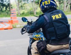 PRF recupera motocicleta que havia sido levada da Unidade Operacional de Macaíba