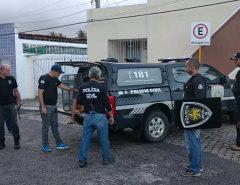 Polícia Civil prende foragido da Justiça por homicídio e furtos em Macaíba