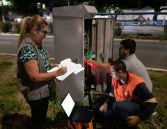 IPEM/RN realiza verificação anual de radares fixos em Natal e Região Metropolitana