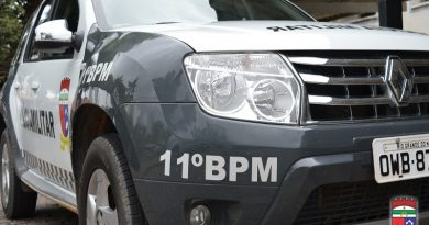 PM prende suspeitos após tentativa de furto em Macaíba