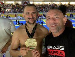 Denilson Gadelha e Heitor Santiago são destaques no Grand Slam do Nordeste de Jiu-jítsu
