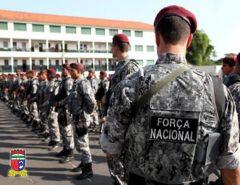 Polícia Militar abre seleção para curso de nivelamento na Força Nacional