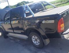 Veículo de luxo roubado em Rio do Fogo é recuperado pela PRF em São José de Mipibu/RN
