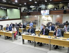 Reforma da Previdência do Estado inicia tramitação na Assembleia Legislativa