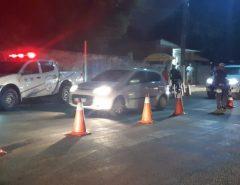 Blitz da Lei Seca autua 39 motoristas por embriaguez ao volante na Grande Natal