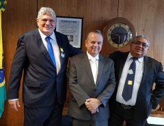 Informe Publicitário: Prefeito de Macaíba espera consolidar parcerias com ministério