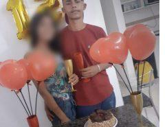 Adolescente morto a tiros em Macaíba estava a caminho de festa de aniversário da namorada