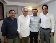 Política Macaíba: reunião com deputados…