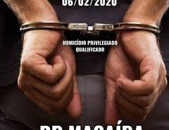 Polícia Civil prende, em Guamaré, condenado por tentativa de homicídio em Macaíba
