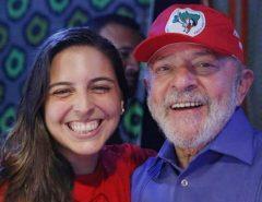"""Lula posta vídeo para elogiar Natália Bonavides: """"Trabalho extraordinário"""""""