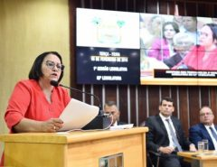 Governadora Fátima Bezerra não lerá mensagem anual na ALRN