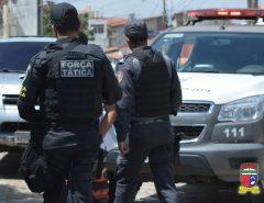 PM registra apreensão de 88 armas e recuperação de 170 veículos roubados