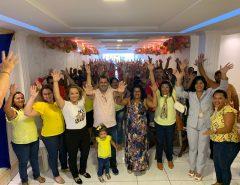 Na região do Mato Grande, PSDB/RN fortalece a participação das mulheres na política