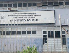 Policiais civis do RN fazem paralisação contra reforma da previdência