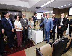 Assembleia Legislativa do RN recebe prêmio de 1º lugar em gestão conferido pela Unale