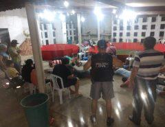 Polícia 'estoura' rinha de galo em Macaíba