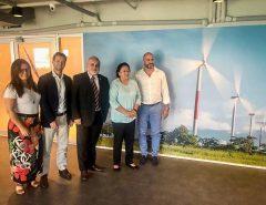 Empresa francesa de energia anuncia centro mundial de operações em Mossoró