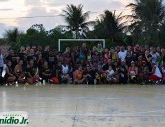 Projeto Macaíba Fitness é realizado na comunidade de Capoeiras