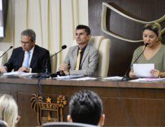 Comissão de Educação vai intermediar impasse entre Sinte e governo do Estado