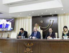 Comissão de Defesa do Consumidor debate vigilância armada 24h em bancos