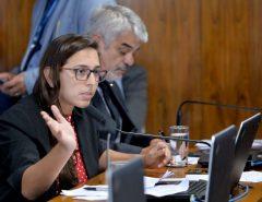 """""""Hoje não está sendo um dia fácil para o bolsonarismo"""", afirma deputada federal Natália Bonavides em CPMI das Fake News"""
