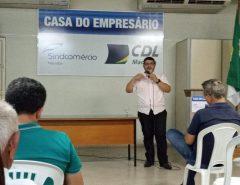 CDL reúne empresários para debater revisão do Plano Diretor