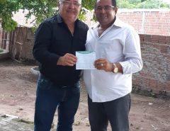 Pastor Genilson Soares se filia ao PSC Macaíba e confirma sua pré-candidatura a vereador
