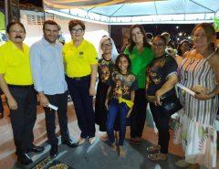 Vereadores prestigiam Festa de São José
