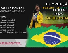 Macaibense precisa de ajuda para competir no Brasileiro de Luta Olímpica