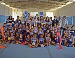 Macaíba: Projeto Centro de Excelência Caixa-Jovem Promessa da Ginástica ainda está com vagas abertas
