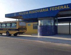 Operação 'Volta às Aulas' da PRF apreende 27 veículos escolares irregulares no RN