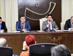 Instalada Comissão da PEC da previdência com eleição do presidente e do vice