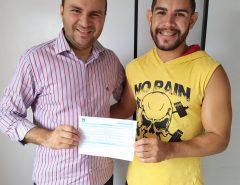 Alisson Sorriso se filia ao PL e declara apoio a Emídio Jr.