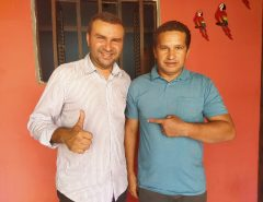 Heriberto da UPA declara apoio a Emídio Jr.