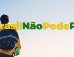 Juíza manda Bolsonaro suspender campanha 'O Brasil Não Pode Parar'
