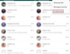Disponível: saiba como ativar o modo escuro do WhatsApp no Android e no iPhone