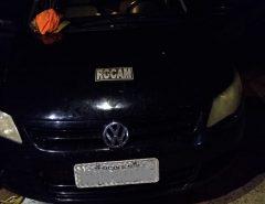 PM recupera veículo logo após roubo em São Gonçalo do Amarante/RN