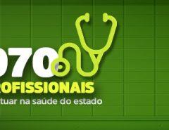 Governo do RN nomeia 970 profissionais para a saúde