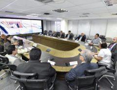 Ezequiel Ferreira participa de reunião com chefes de poderes para enfrentamento do COVID-19