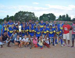 Boca Juniors conquista Copa Quilombola