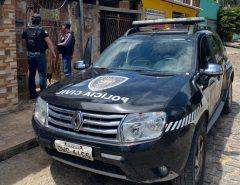 Polícia Civil – Operação Nacional de combate a violência contra a mulher