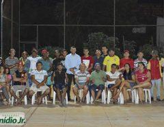 Emídio Jr. realiza reunião do Gabinete Itinerante em Japecanga