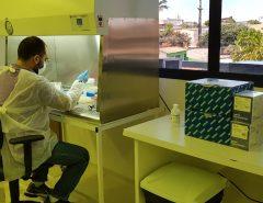 UFRN adquire kits e começa a testagem para Covid-19