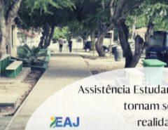 Assistência Estudantil EAJ-UFRN: auxílios que tornam sonhos realidade