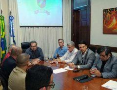 Prefeito Dr. Fernando participa de reunião para debater demandas relevantes da Grande Natal